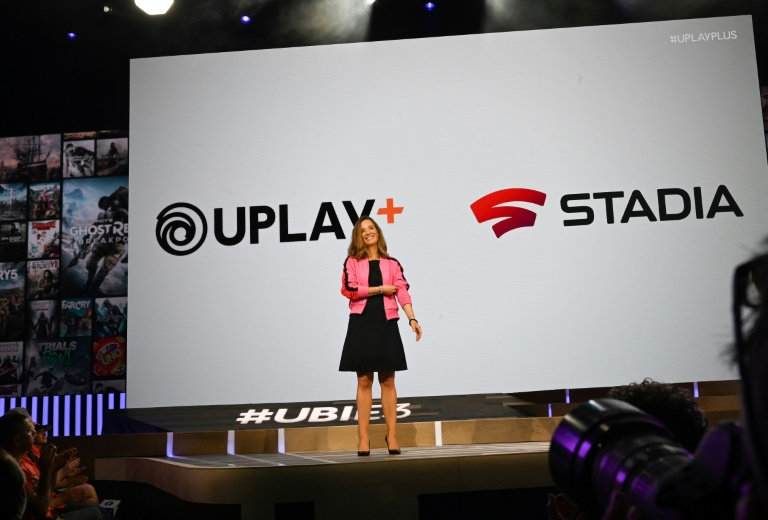 Brenda Panagrossi, Ubisoft vice president of platform and product management, said Uplay+ will launch next year on Google's new streaming video game service Stadia