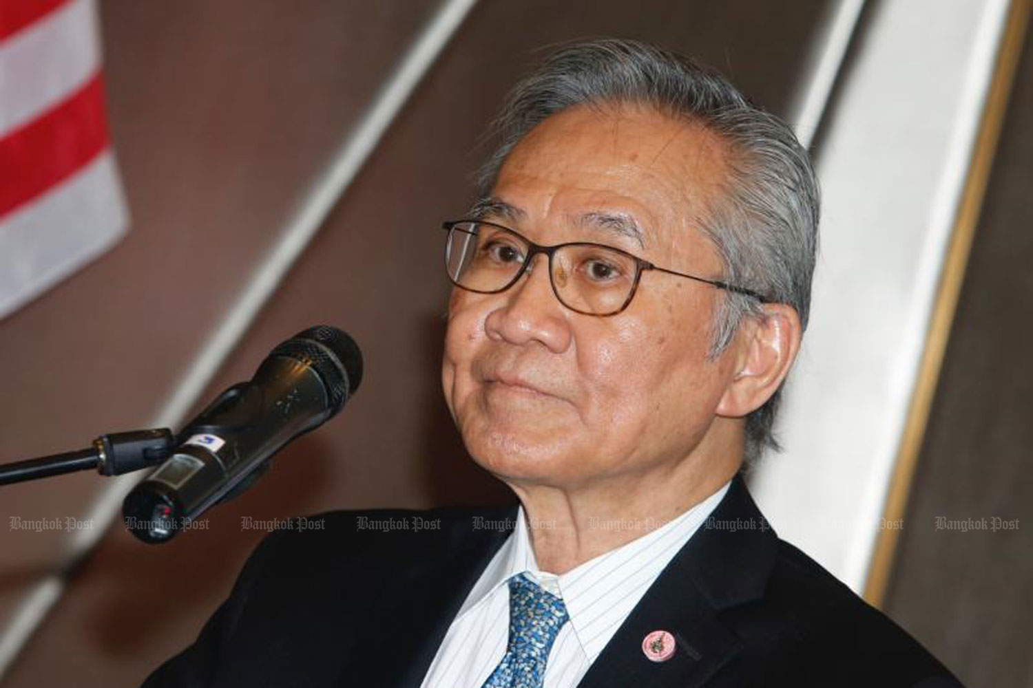 Foreign Minister Don Pramudwinai has dismissed an editorial piece run by the Washington Post.