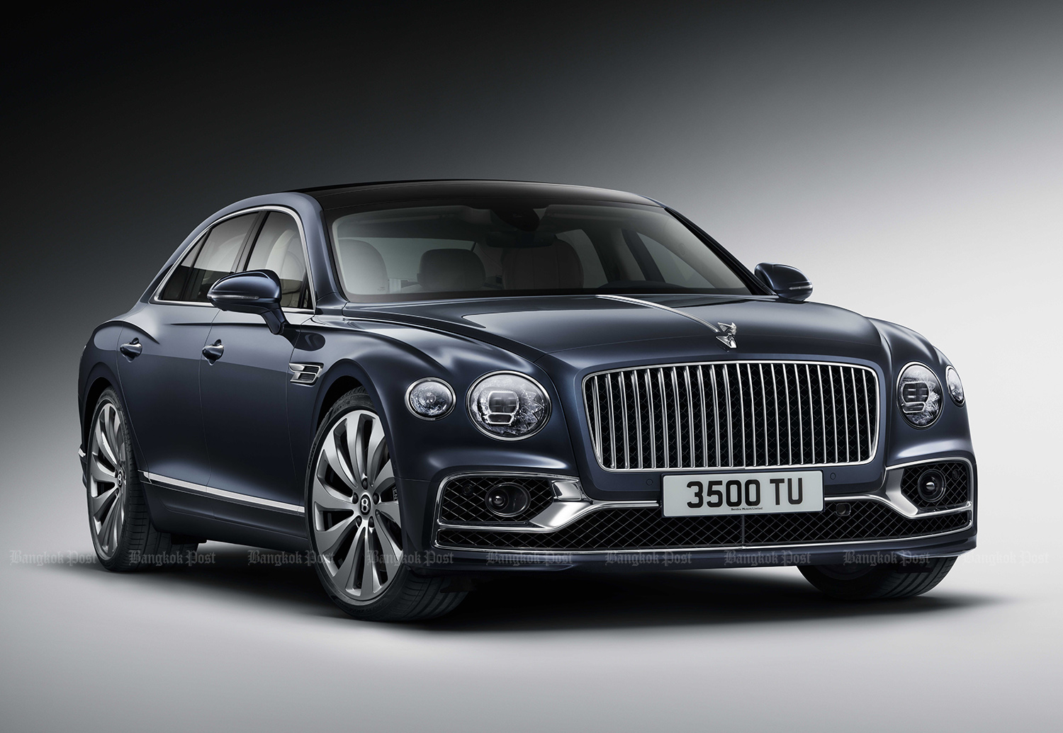 New Bentley Flying Spur revealed for 2020