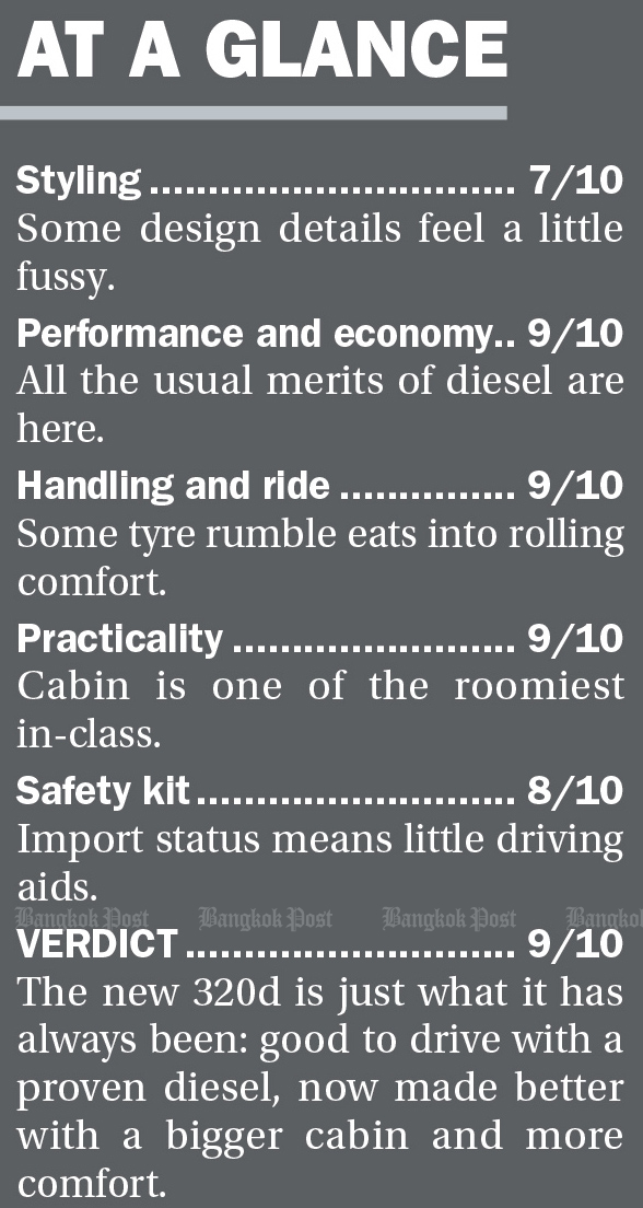 BMW 320d Sport (2019) review   Bangkok Post: auto