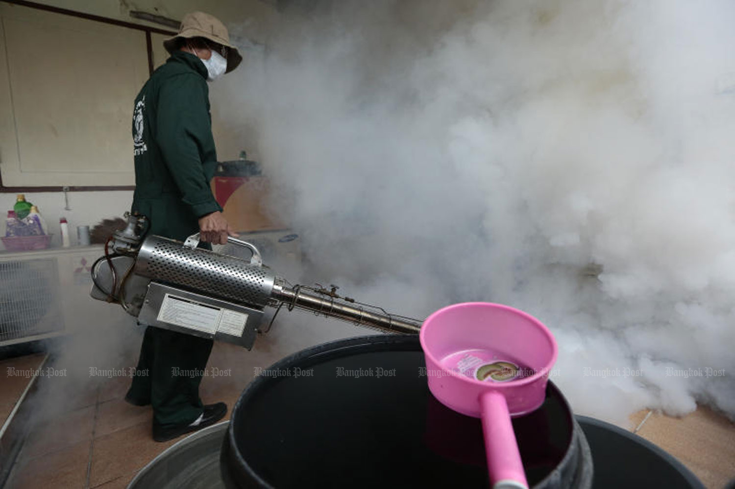 Philippines declares dengue outbreak a national epidemic