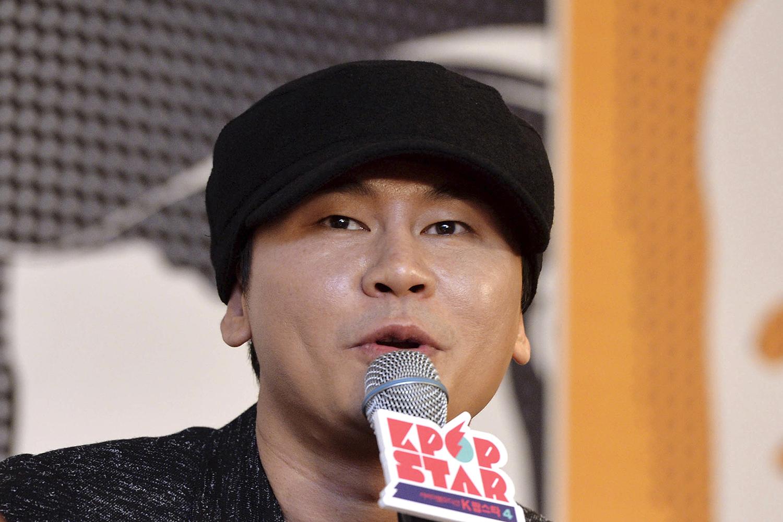 Chief of major K-pop label steps down over drug allegations