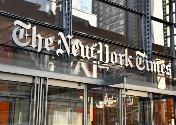 New York Times Under Fire from Pres. Trump and Don Jr
