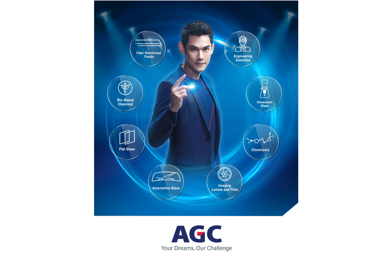 Innovative leading Japanese manufacturer AGC Inc upscales its efforts to enhance every lifestyle with the launch of MAGIC FOR LIFE