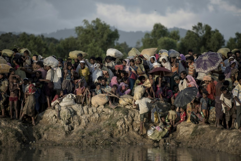 UN finds 'systemic failures' in its Rohingya response