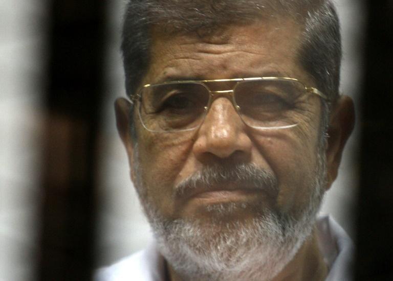 Egypt former president Morsi dies after collapsing in court