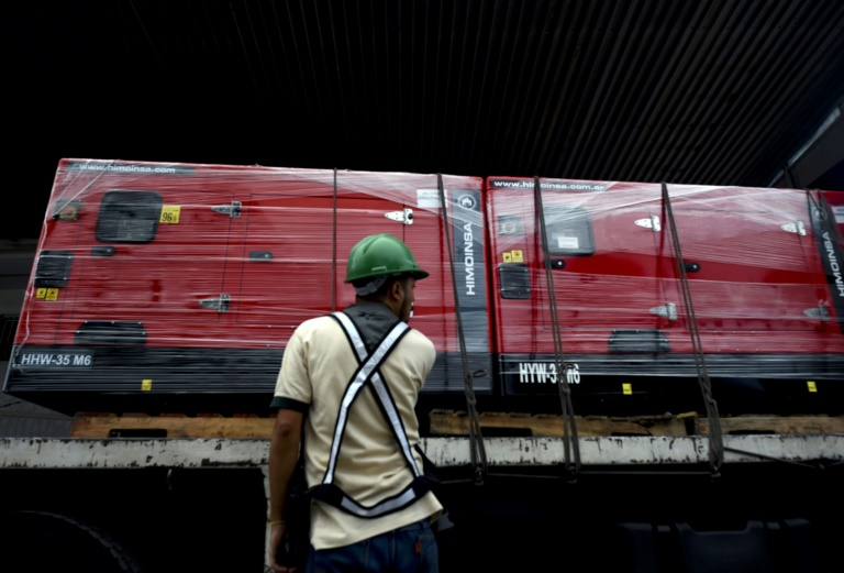 Venezuela receives second shipment of Red Cross aid