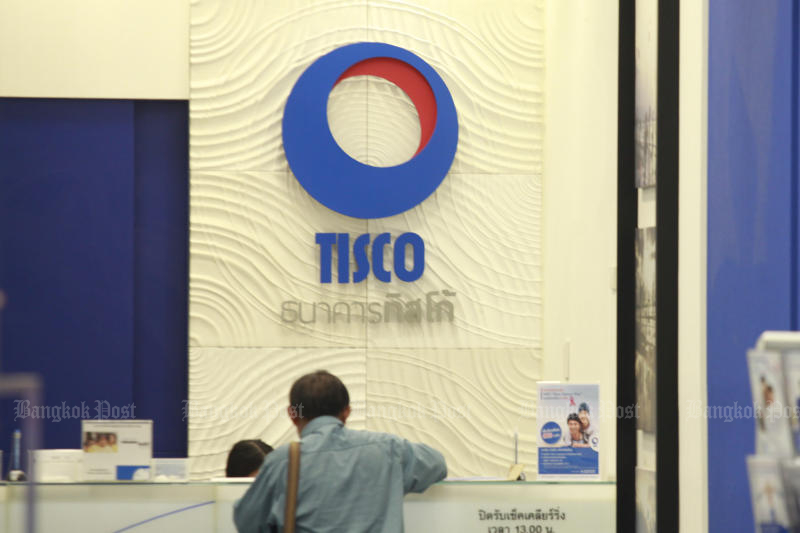 Top-performing Tisco bank will shun risky lending amid slowdown