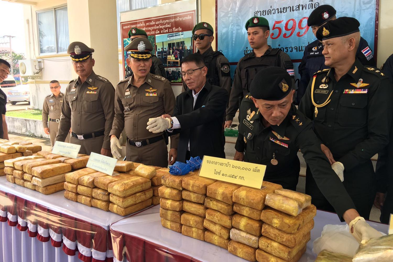 More arrests in B40m drug seizure