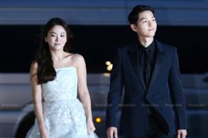 Korean celebrity couple to split