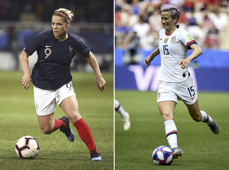 Nike executives said exposure from the Women's World Cup is boosting sales of women's gear and apparel.