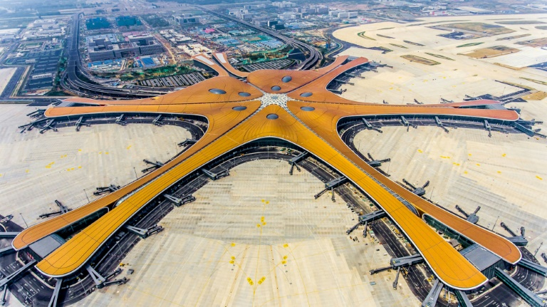 By 2040 the hub is expected to have expanded to eight runways including one for military use, and will be able to welcome 100 million passengers per year