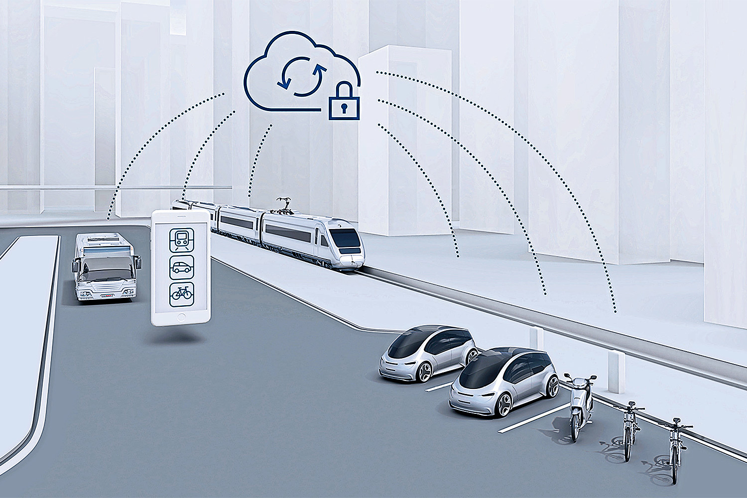 Connected mobility hardware and software, which could lead to products such as an IoT-enabled mobile office, will be a major focus of Bosch in Southeast Asia.