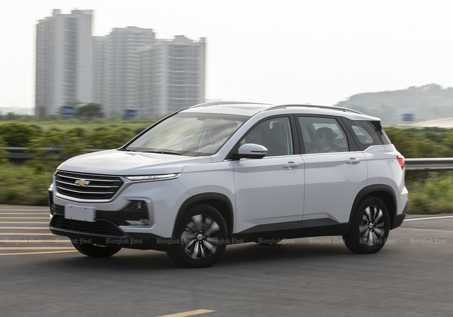 2019 Chevy Captiva Might Come Back >> 2019 Chevrolet Captiva First Drive Review