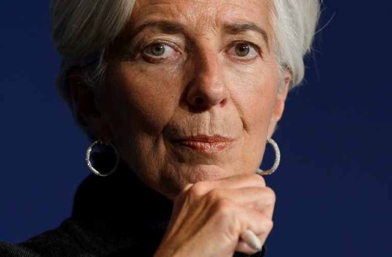 International Monetary Fund chief Christine Lagarde will become the first woman to the head the European Central Bank.
