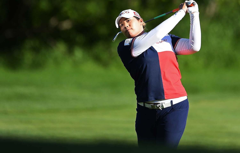 Shanshan Feng Birdies Final Hole to Win Thornberry Creek LPGA Classic
