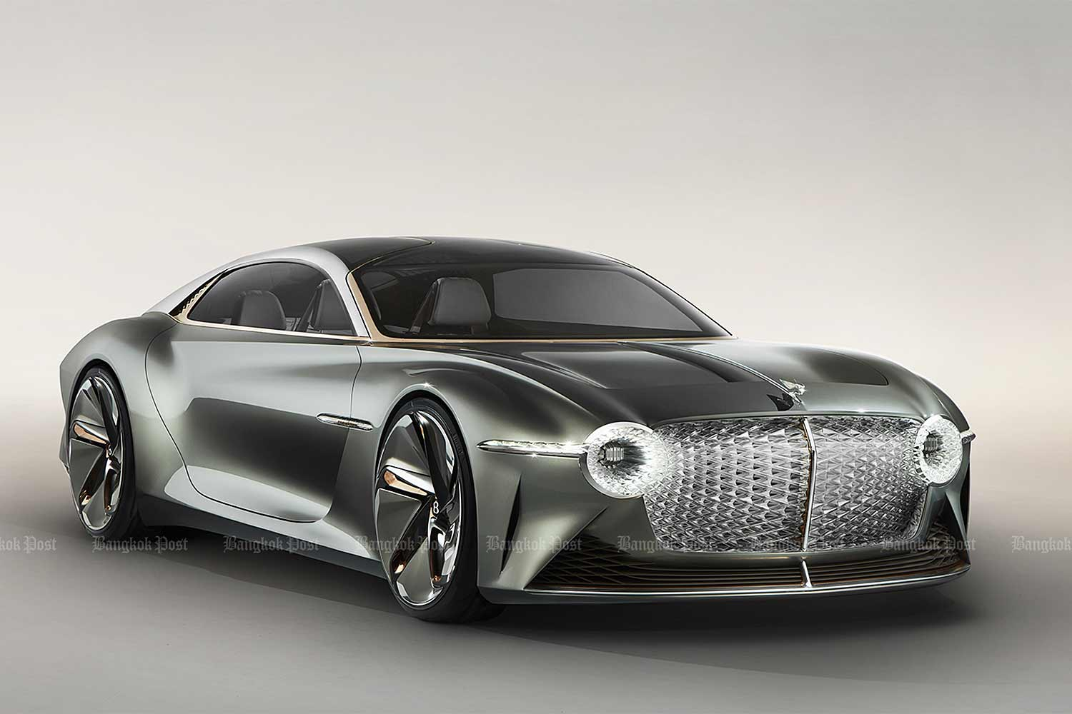 Bentley eyes all-electric GT future