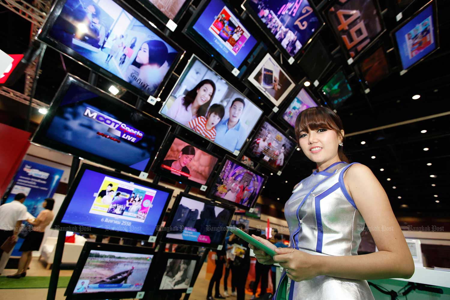 The number of digital TV channels will decline from 22 to 15 on Oct 1.
