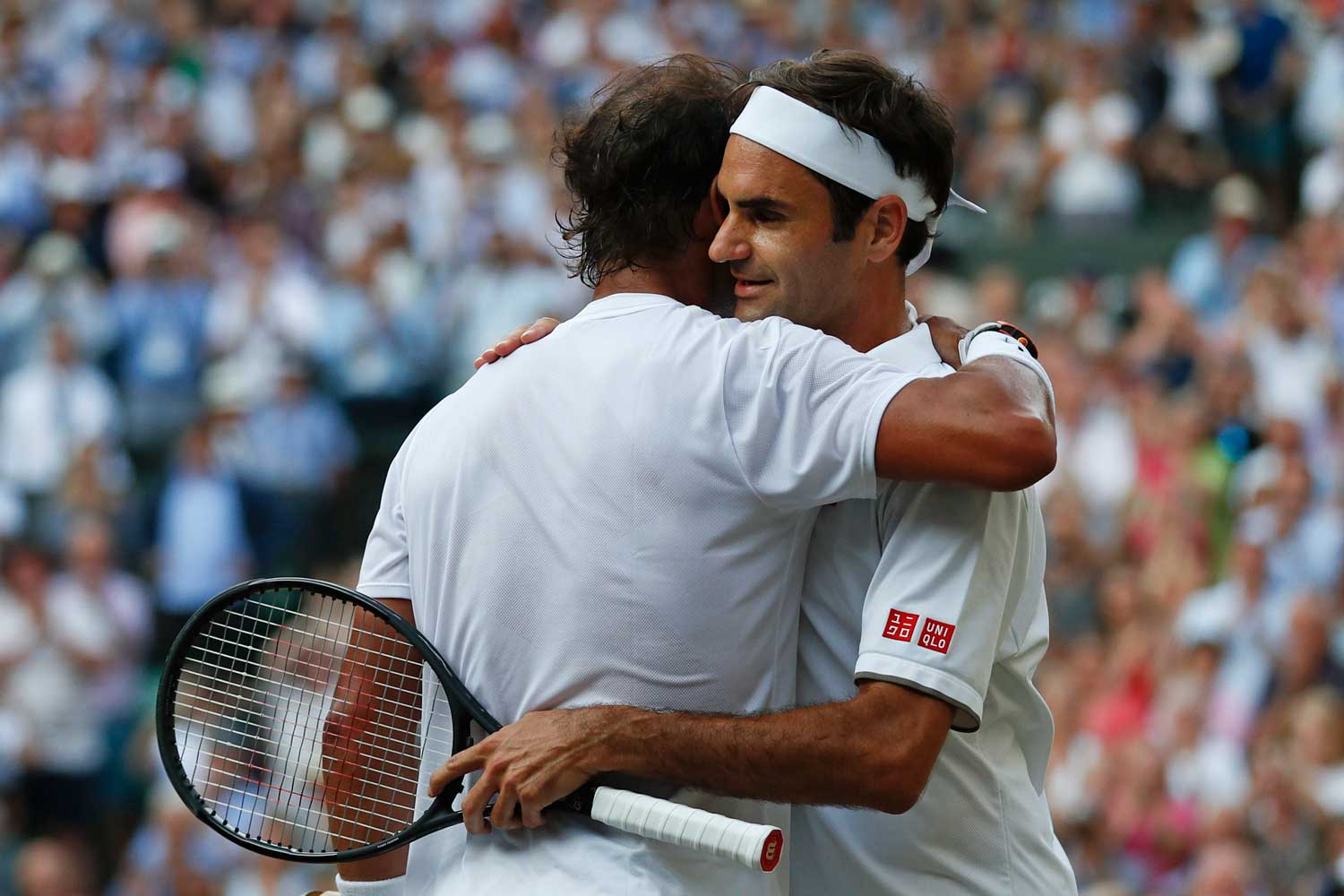 Wimbledon final: What time does Roger Federer vs. Novak Djokovic start?
