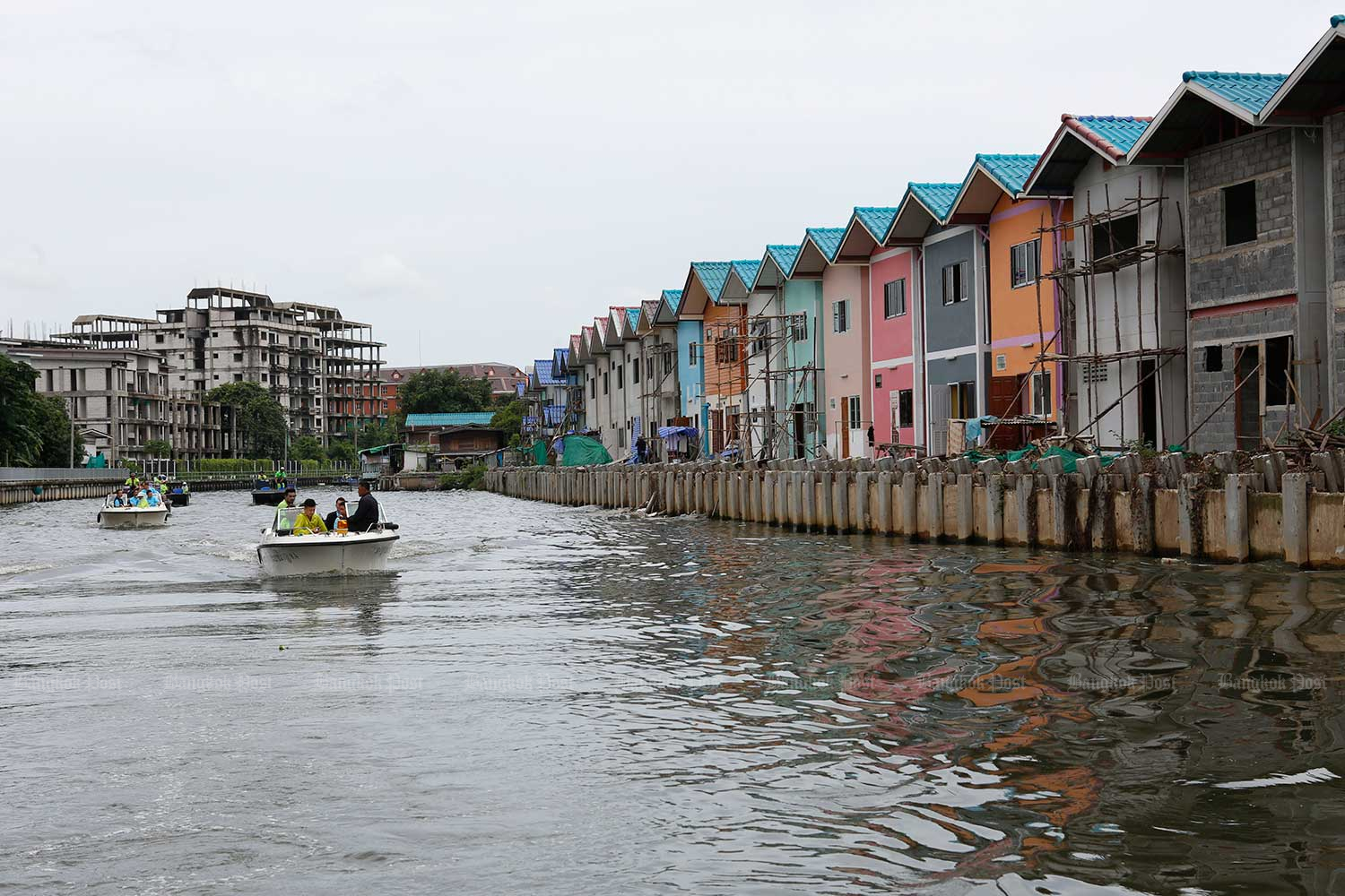 Low-cost housing stonewalled by loans
