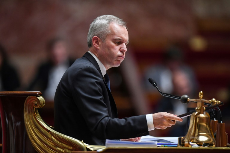 French Environment Minister De Rugy quits after spending reports