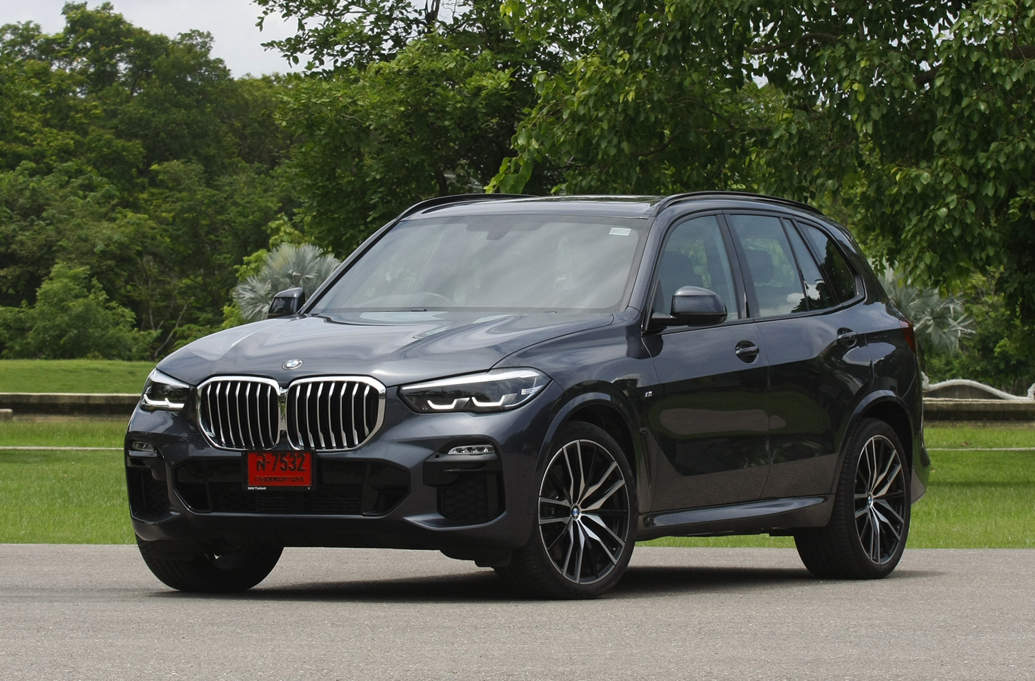 Bmw X5 Xdrive 30d M Sport 2019 Review