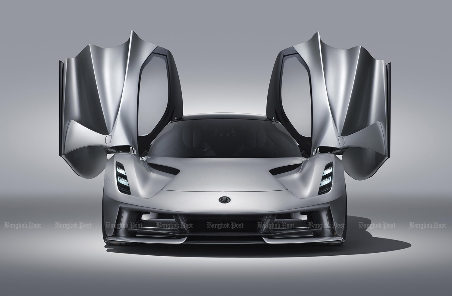 Lotus unveils new Evija electric hypercar with 2,000hp