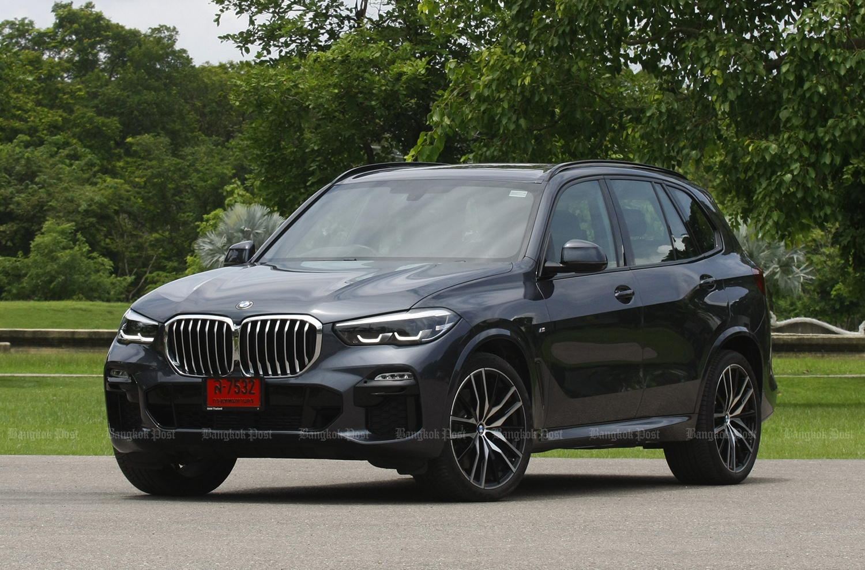 BMW X5 xDrive 30d M Sport (2019) review