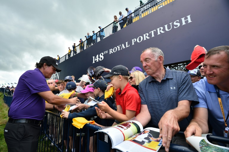 British Open's return offers sporting relief to Northern Ireland