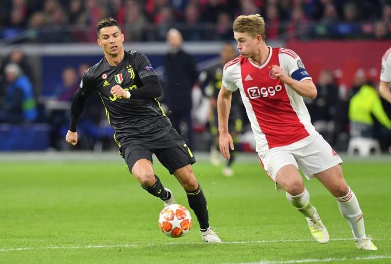 Juventus make De Ligt world's most expensive defender