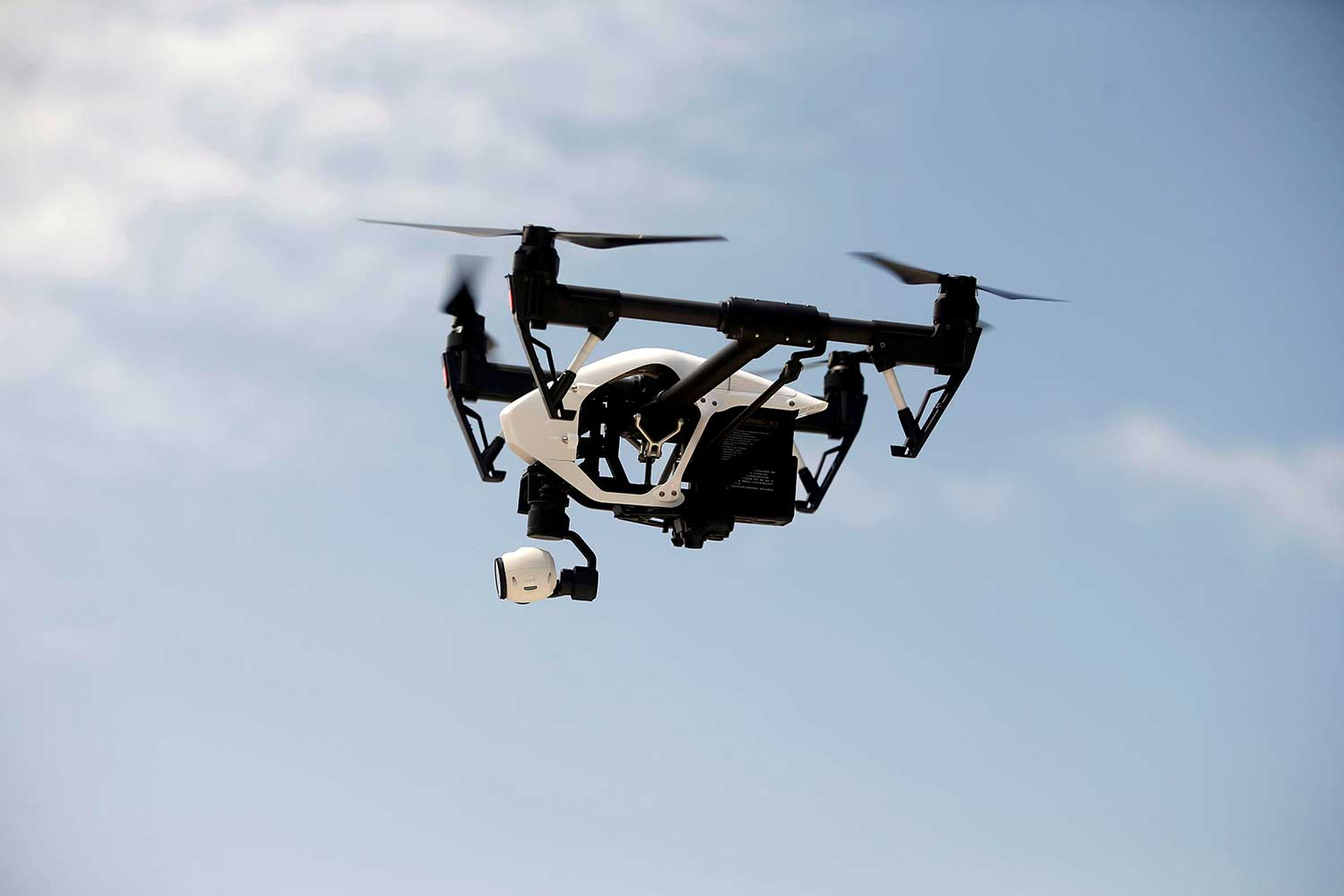 Global drone market 'to hit $14bn'