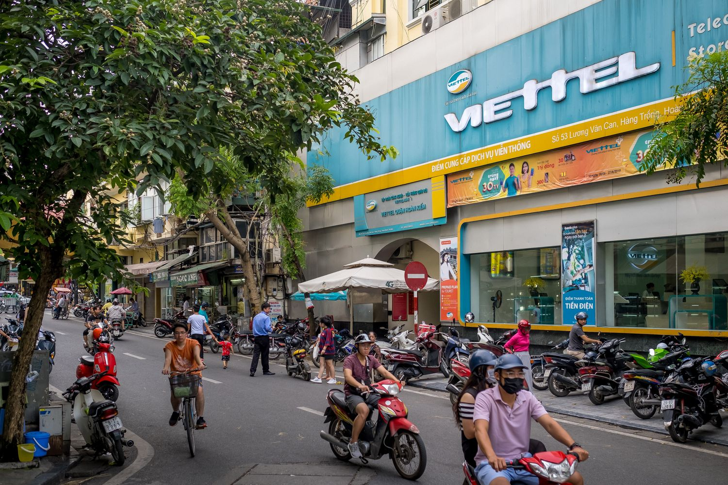 Vietnam quietly avoids Huawei in building 5G network