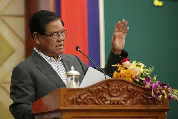 Cambodia government orders strict registration of foreigners