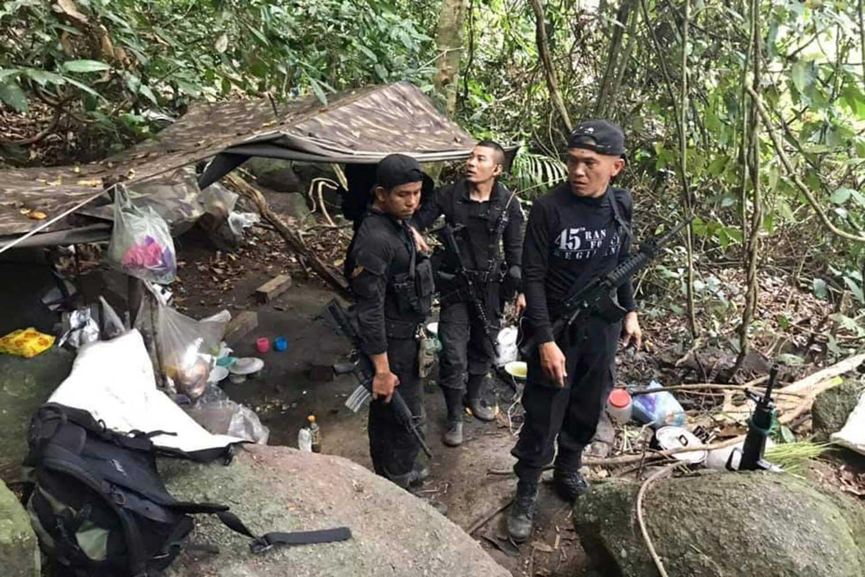 Separatist militant camp seized in Narathiwat after clash