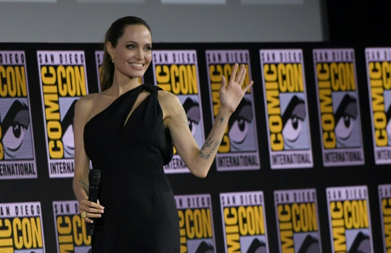 US actress Angelina Jolie will front ensemble film