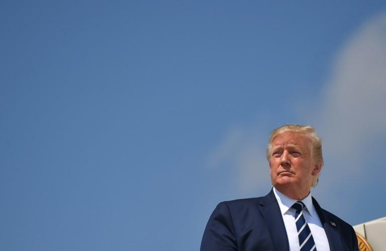 Trump says minority congresswomen should 'apologize to America'