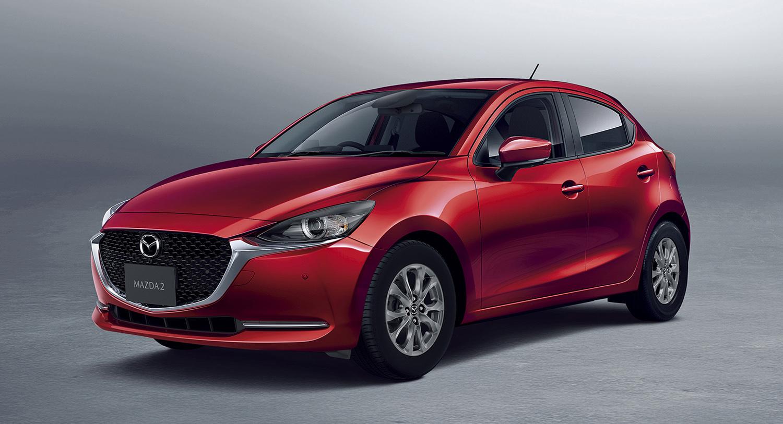 Mazda 2 Hatchback 2020 2020 Toyota Yaris Hatchback Debuts