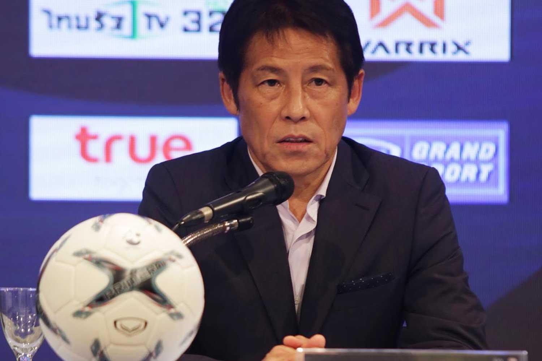 Give me 10 days, says Thailand coach Nishino
