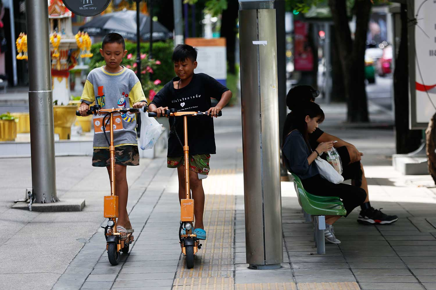 Are e-scooters the future for commuters?