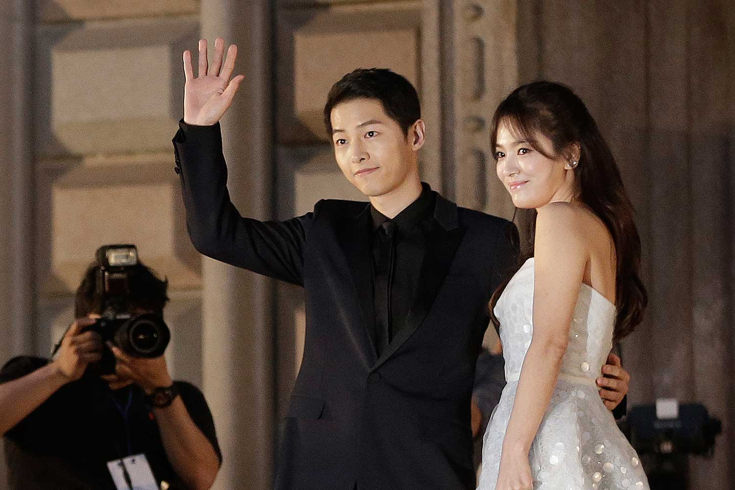 Song Joong Ki, Song Hye Kyo divorce