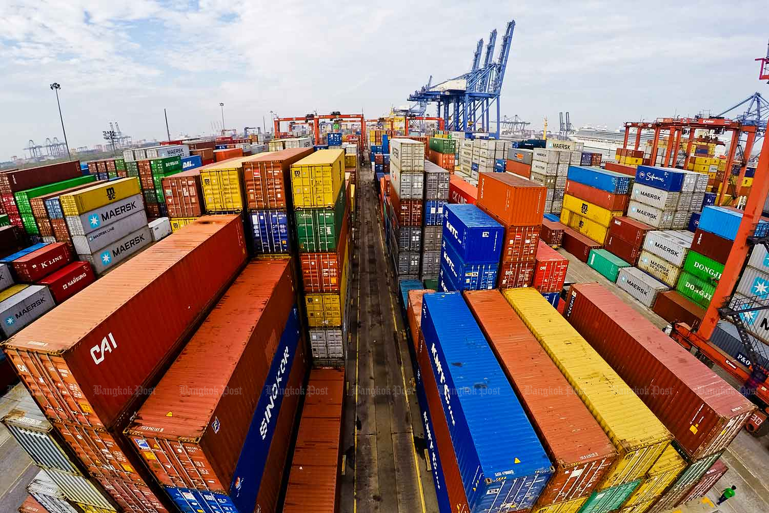 AoT aims to double cargo handling income