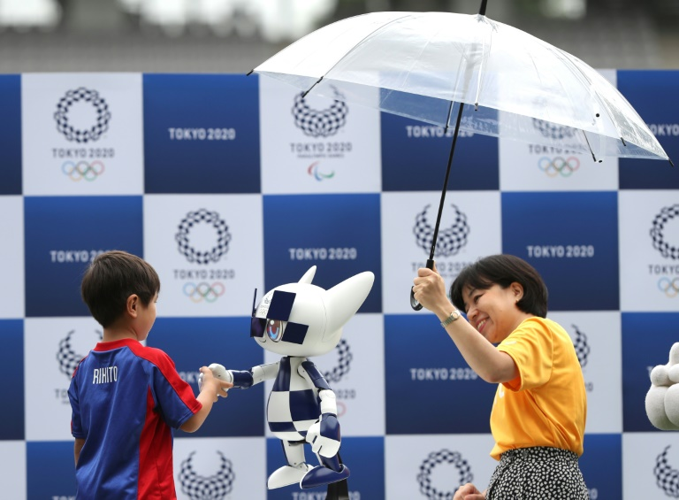 Tokyo adds robots to Olympic roster