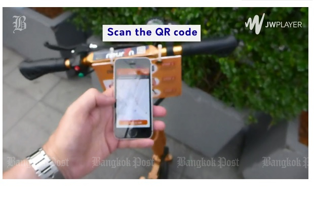 VIDEO: How to use e-scooters