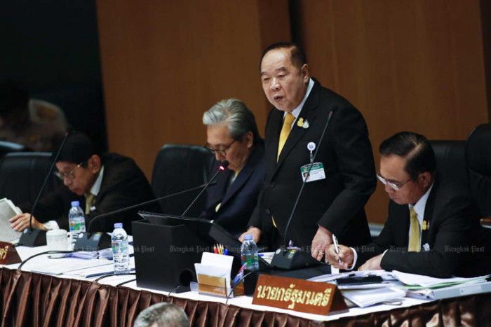 EC to review Srisuwan's petition against Prawit