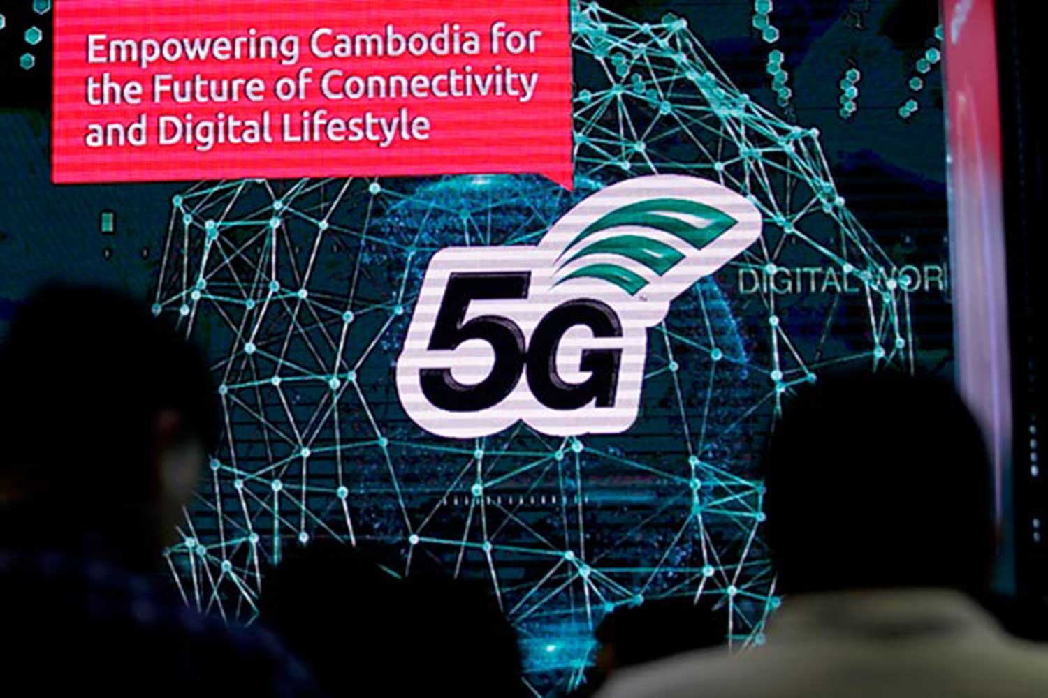 Some telecos are expected to lauch 5G services in Cambodia before the end of the year. (Khmer Times photo)