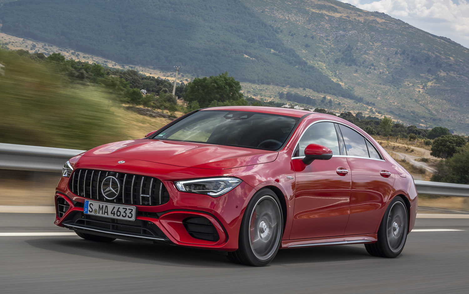 2019 Mercedes Amg A45 S And Cla45 S First Drive Review