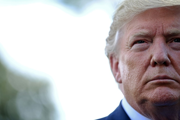 Trump defends China trade policy