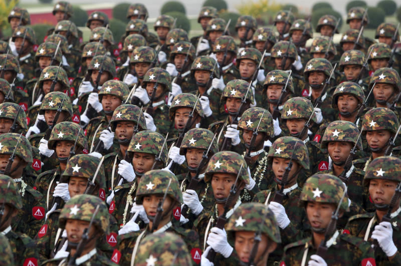 Myanmar slams United Nations report on sanctions against army-linked businesses