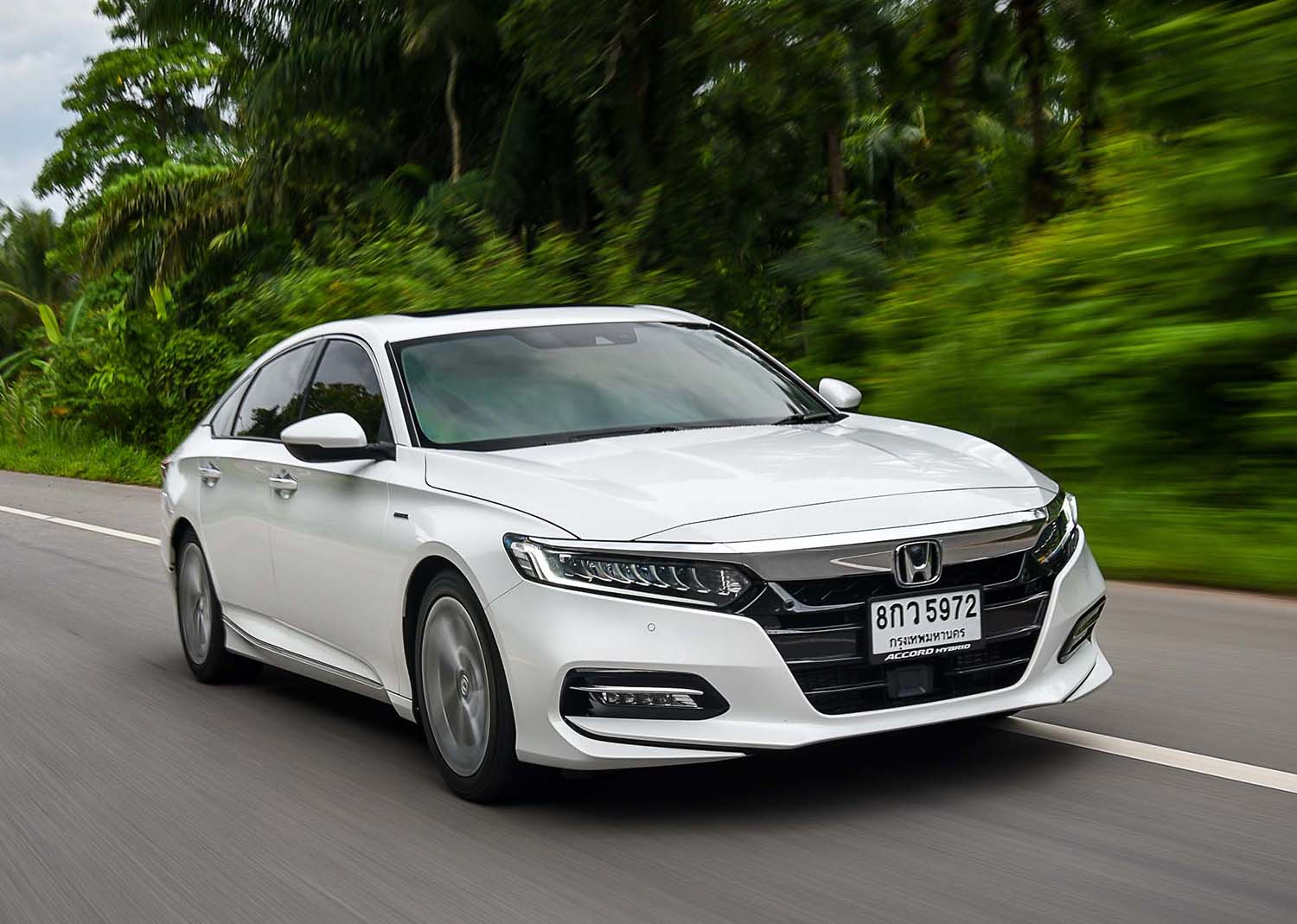 Honda Accord Official Site >> Honda Accord Hybrid Tech 2019 Review