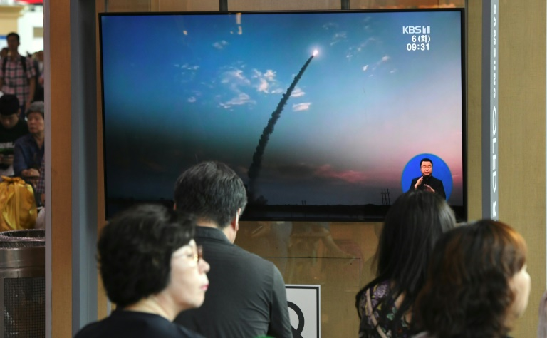 North Korea conducts new launches, threatens to take 'new road'
